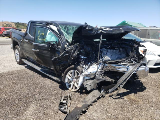 Salvage cars for sale from Copart San Martin, CA: 2021 GMC Sierra K15