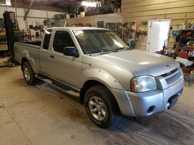 Salvage cars for sale from Copart Billings, MT: 2004 Nissan Frontier K