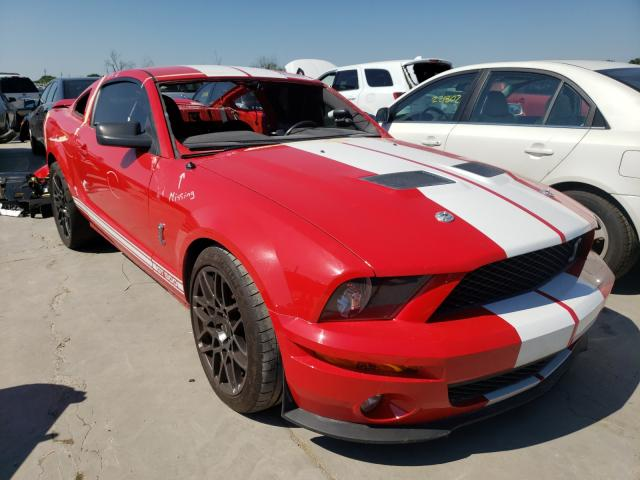 Salvage 2009 FORD MUSTANG - Small image. Lot 46960021