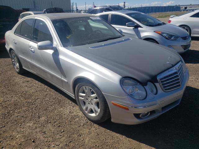 2007 Mercedes-Benz E 320 CDI en venta en Rocky View County, AB
