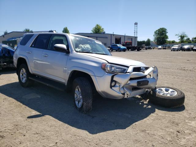 Salvage cars for sale from Copart Finksburg, MD: 2019 Toyota 4runner SR
