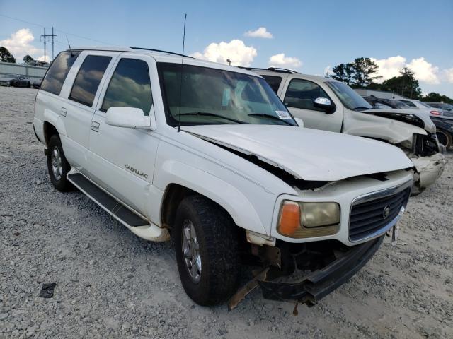 Cadillac Escalade salvage cars for sale: 2000 Cadillac Escalade