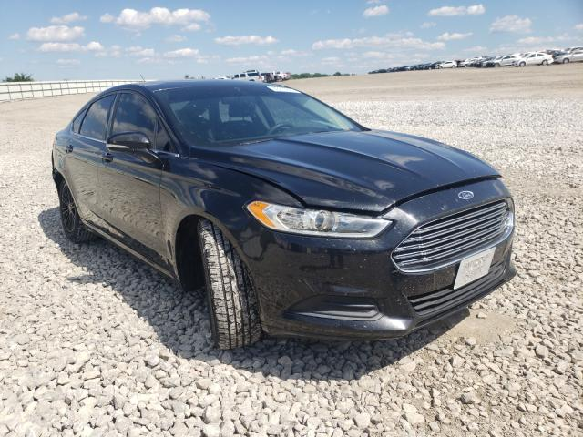 Salvage cars for sale from Copart Earlington, KY: 2014 Ford Fusion SE