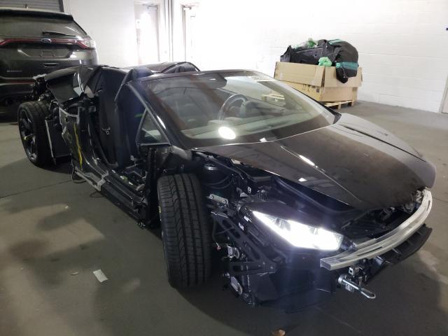Lamborghini salvage cars for sale: 2020 Lamborghini Huracan EV