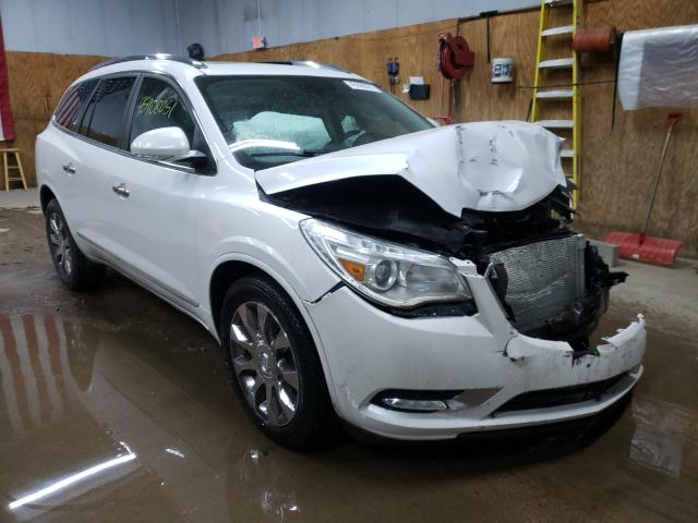 Salvage cars for sale from Copart Kincheloe, MI: 2016 Buick Enclave