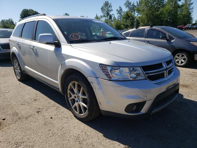 Salvage cars for sale from Copart Portland, OR: 2011 Dodge Journey CR