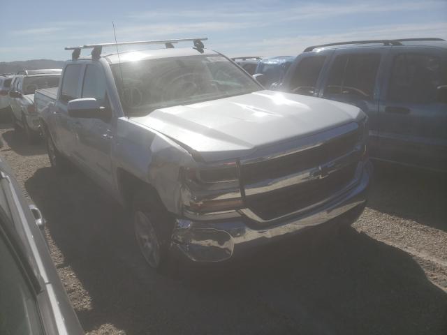 Salvage cars for sale from Copart Reno, NV: 2016 Chevrolet Silverado