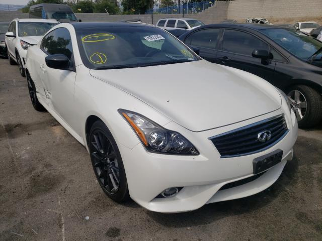 Salvage cars for sale from Copart Colton, CA: 2015 Infiniti Q60 Journey