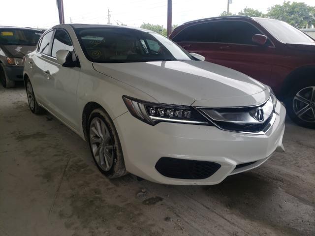 Acura Vehiculos salvage en venta: 2018 Acura ILX Base W