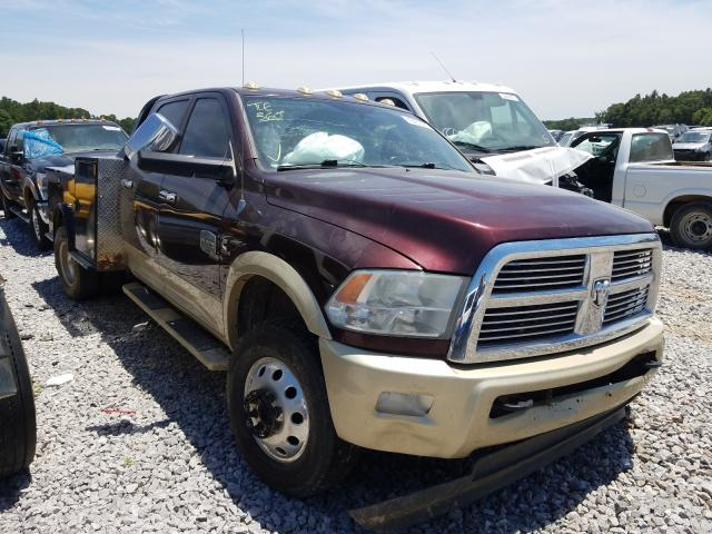 Salvage cars for sale from Copart Eight Mile, AL: 2012 Dodge RAM 3500 L