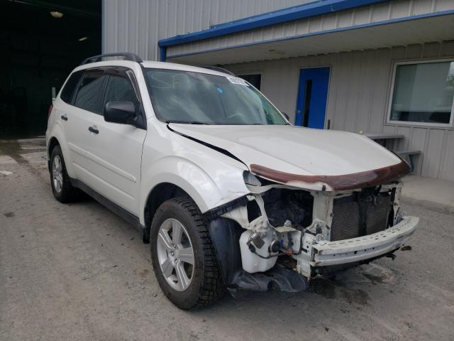 Subaru salvage cars for sale: 2012 Subaru Forester 2