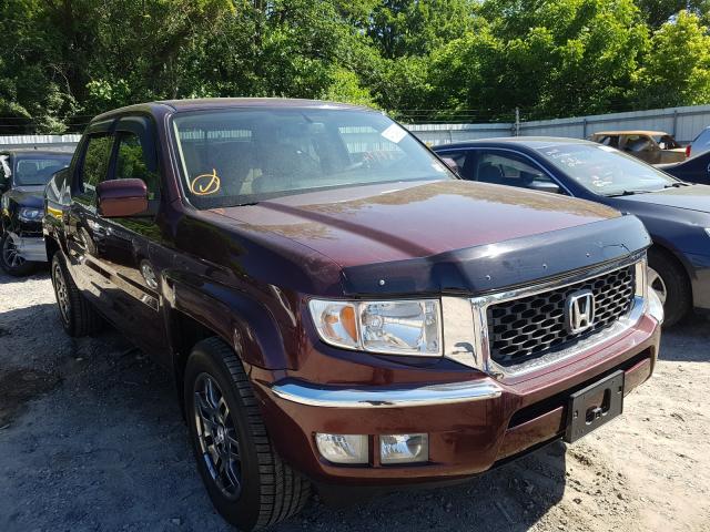 Vehiculos salvage en venta de Copart Glassboro, NJ: 2013 Honda Ridgeline