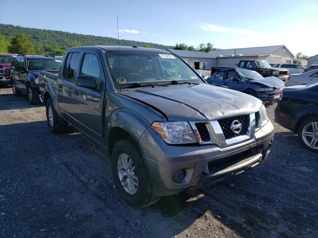2016 NISSAN FRONTIER S 1N6AD0EV1GN731785