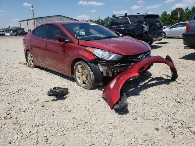 2013 Hyundai Elantra GL en venta en Memphis, TN