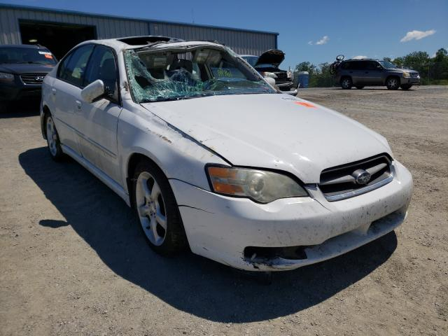 Salvage cars for sale from Copart Chambersburg, PA: 2006 Subaru Legacy 2.5