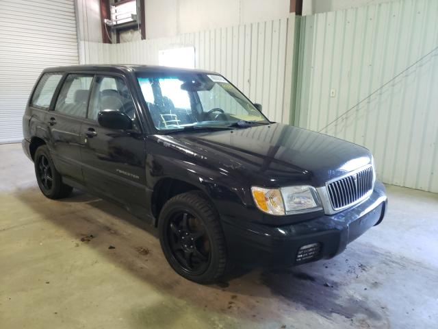 Salvage cars for sale from Copart Lufkin, TX: 2001 Subaru Forester S