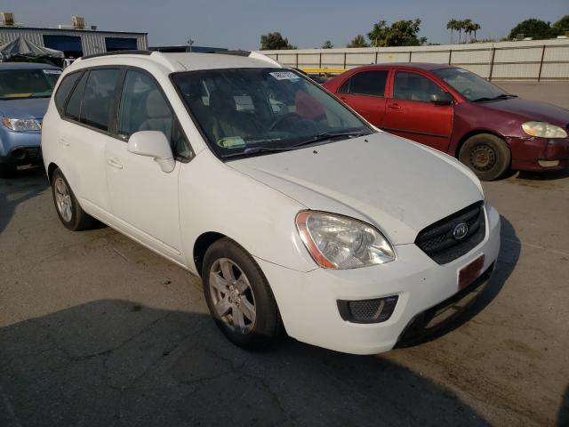 Salvage cars for sale from Copart Bakersfield, CA: 2007 KIA Rondo Base