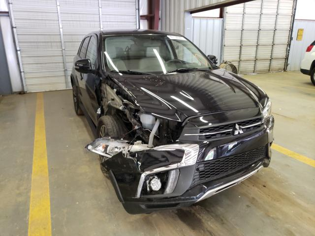 Salvage cars for sale from Copart Mocksville, NC: 2019 Mitsubishi Outlander