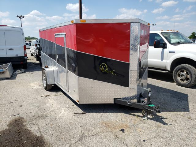 Diamond Cargo Trailer salvage cars for sale: 2015 Diamond Cargo Trailer