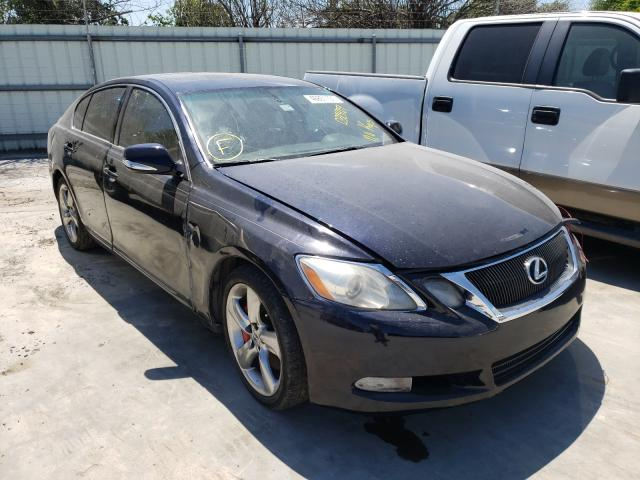 Salvage cars for sale from Copart Corpus Christi, TX: 2008 Lexus GS 350