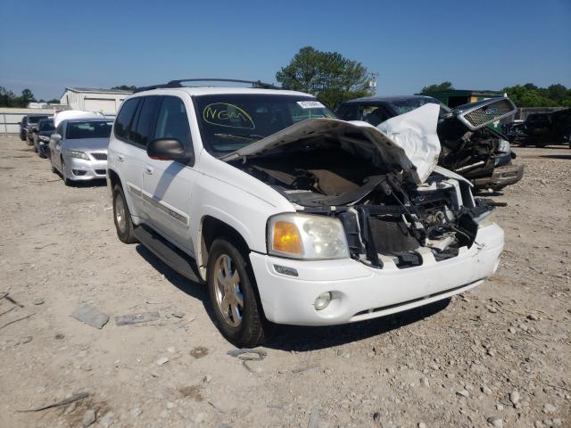 Vehiculos salvage en venta de Copart Florence, MS: 2002 GMC Envoy