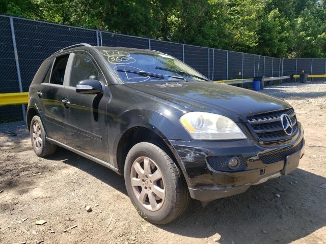 Vehiculos salvage en venta de Copart Waldorf, MD: 2006 Mercedes-Benz ML 350