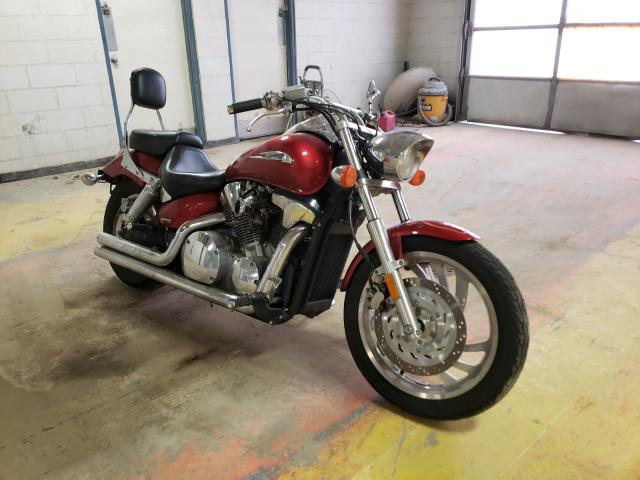 Salvage cars for sale from Copart Indianapolis, IN: 2009 Honda VTX1300 C