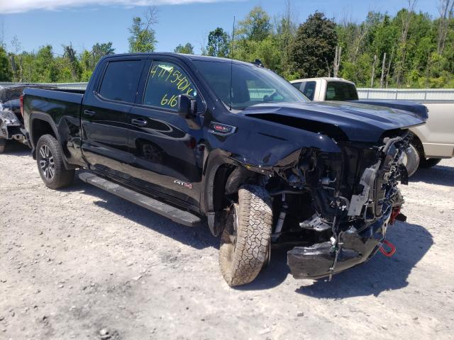 Salvage cars for sale from Copart Leroy, NY: 2020 GMC Sierra K15