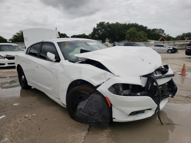 Salvage cars for sale at Punta Gorda, FL auction: 2018 Dodge Charger PO