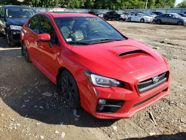 Vehiculos salvage en venta de Copart North Billerica, MA: 2015 Subaru WRX Limited