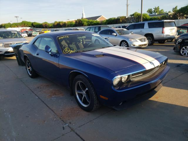 Salvage cars for sale from Copart Oklahoma City, OK: 2010 Dodge Challenger
