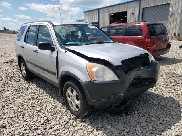 Salvage cars for sale from Copart Earlington, KY: 2002 Honda CR-V LX