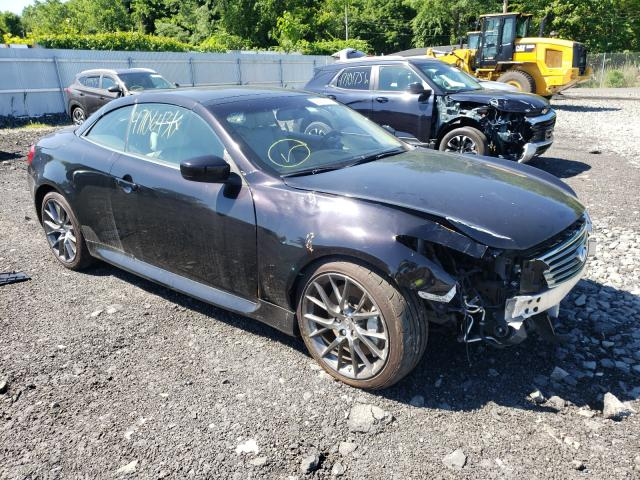 Salvage cars for sale from Copart Marlboro, NY: 2013 Infiniti G37 Sport