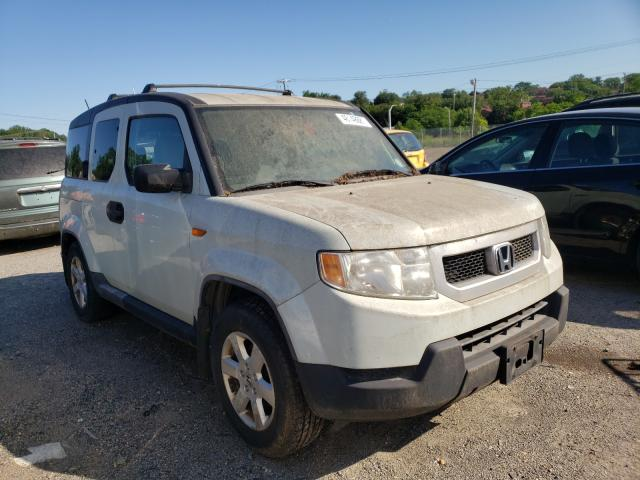 Salvage cars for sale from Copart Baltimore, MD: 2009 Honda Element EX