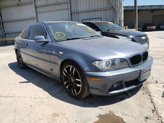Salvage cars for sale from Copart Corpus Christi, TX: 2005 BMW 325CI