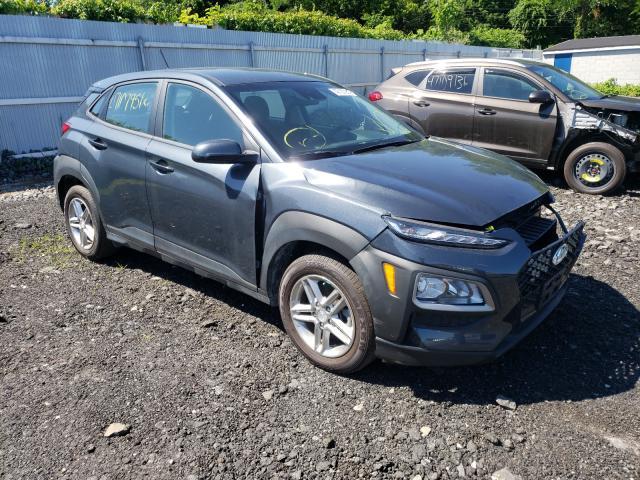 Salvage cars for sale from Copart Marlboro, NY: 2019 Hyundai Kona SE