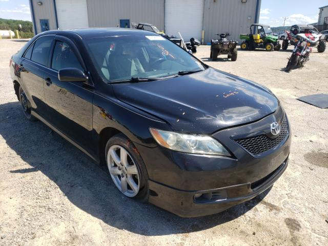Salvage 2007 TOYOTA CAMRY - Small image. Lot 47086501