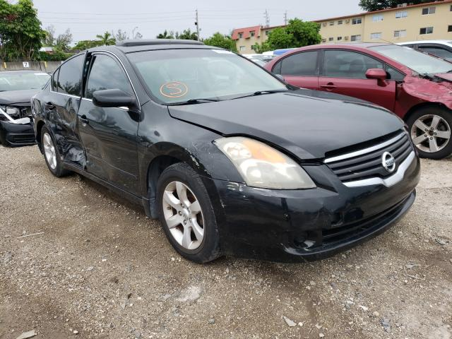 Salvage cars for sale from Copart Opa Locka, FL: 2008 Nissan Altima 2.5