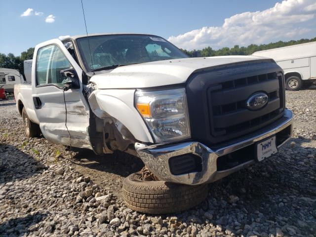 Salvage trucks for sale at Spartanburg, SC auction: 2013 Ford F250 Super