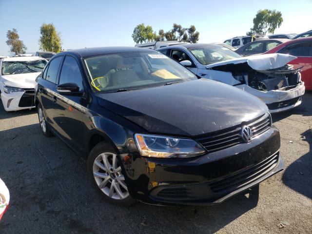 Vehiculos salvage en venta de Copart Martinez, CA: 2012 Volkswagen Jetta SE