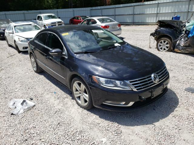 Salvage cars for sale from Copart Knightdale, NC: 2013 Volkswagen CC Sport