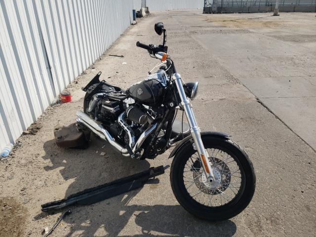 Salvage cars for sale from Copart Littleton, CO: 2013 Harley-Davidson Fxdwg Dyna