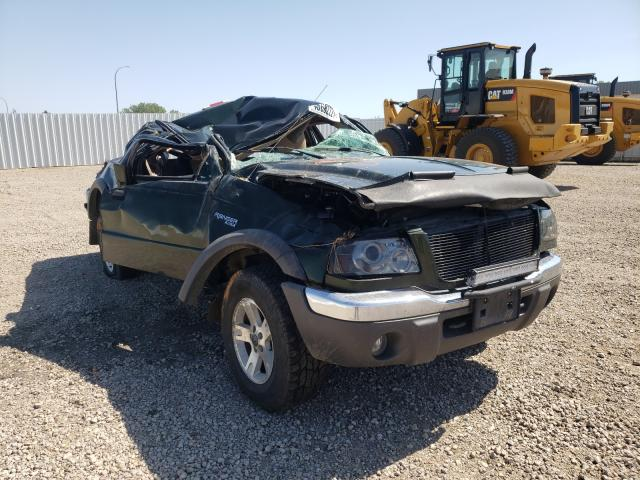 Salvage cars for sale from Copart Bismarck, ND: 2001 Ford Ranger SUP