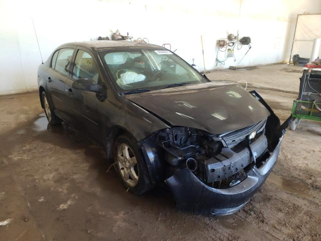 Salvage cars for sale from Copart Davison, MI: 2010 Chevrolet Cobalt 2LT