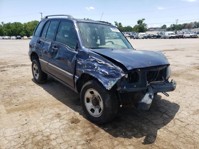 Suzuki salvage cars for sale: 2002 Suzuki Vitara JLX