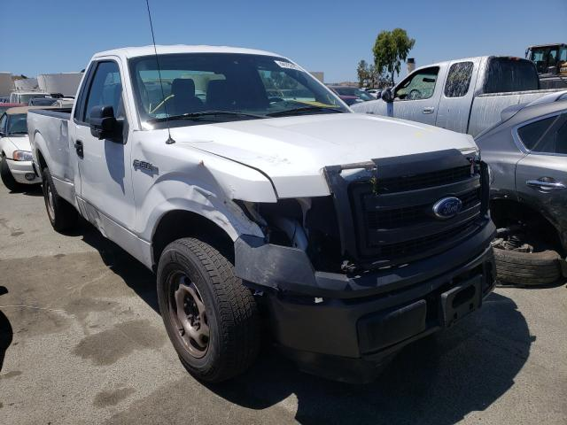Salvage cars for sale from Copart Martinez, CA: 2013 Ford F150