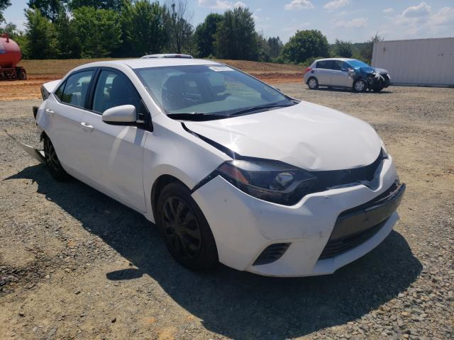 Salvage cars for sale from Copart Concord, NC: 2016 Toyota Corolla L