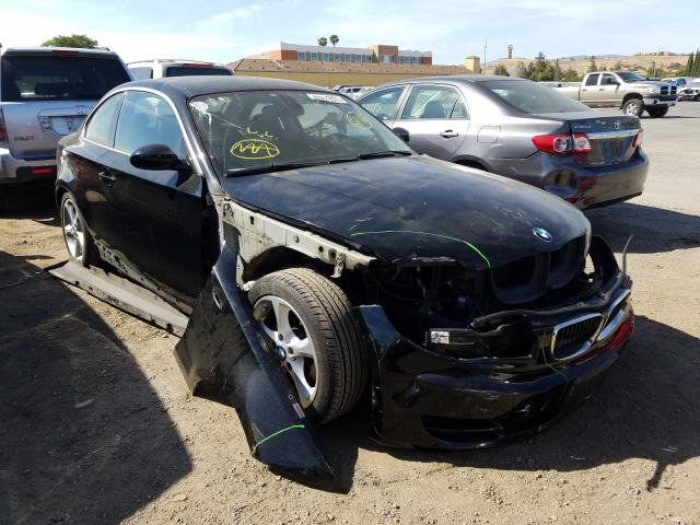 BMW 128 I salvage cars for sale: 2009 BMW 128 I