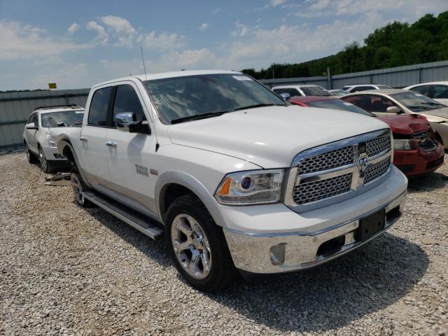Salvage trucks for sale at Prairie Grove, AR auction: 2017 Dodge 1500 Laram