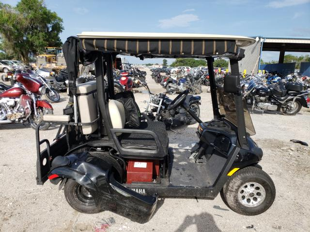 Salvage cars for sale from Copart Riverview, FL: 2019 Yamaha Golf Cart